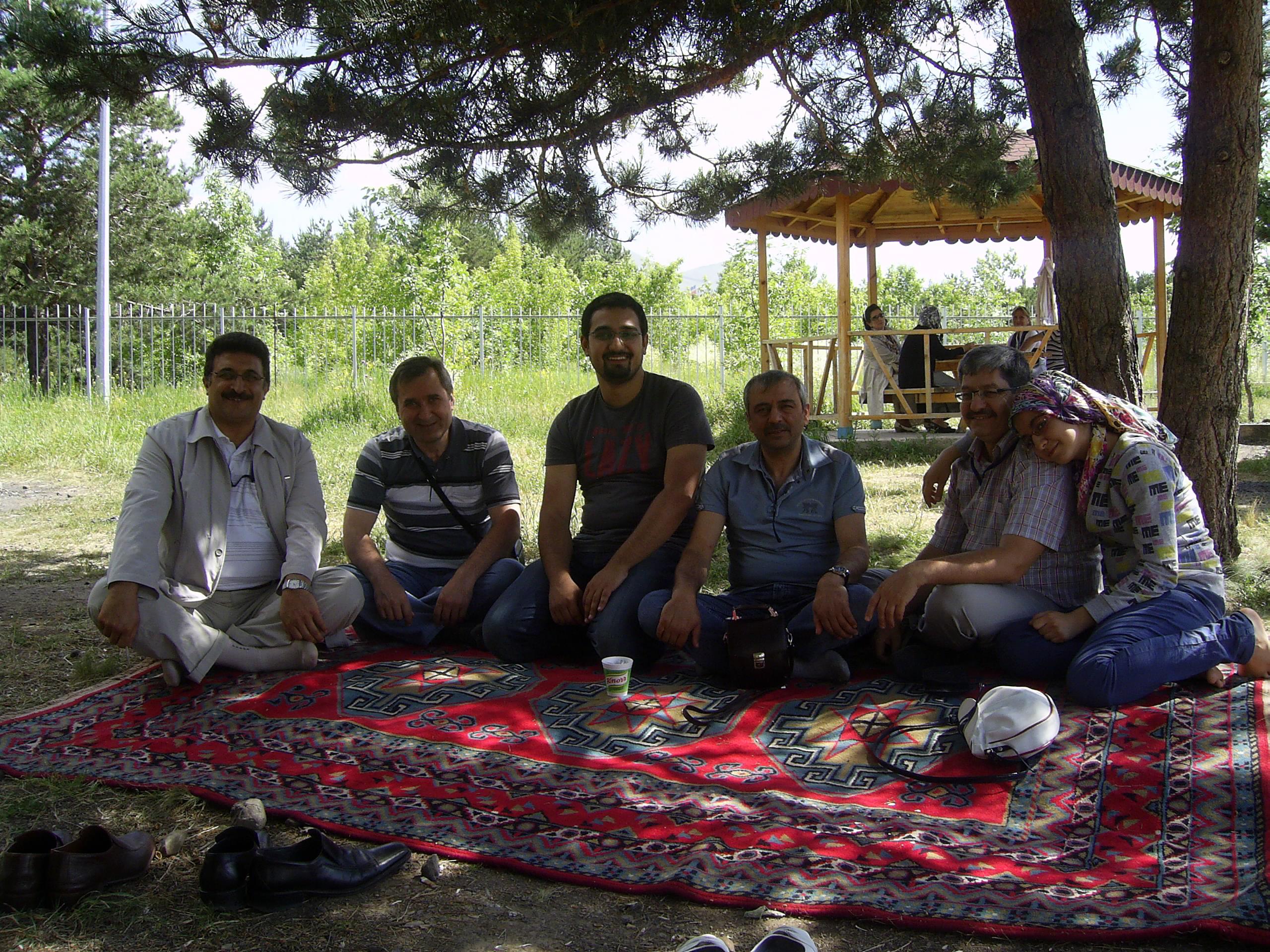15 yıl sonra Erzurum